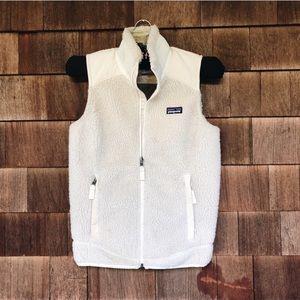 Patagonia Fleece Vest Full Zip XS